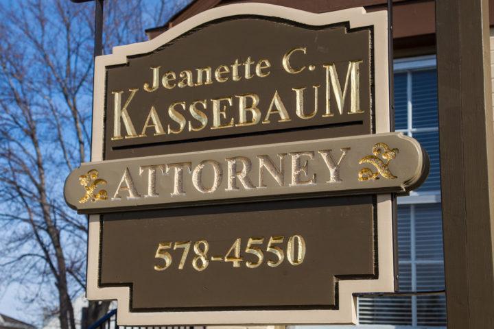 Kassebaum sign 2